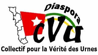 logo de CVU Togo Diaspora