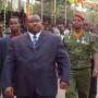 Kpatcha Gnassingbe en janvier 2006 au Togo