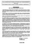 MEMO 22eme ACP UE ONE PAGE FRENCH