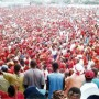 marche rouge du jeudi 20 septembre 2012