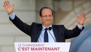 Francois Hollande le changement cest maintenant