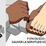 FCFA OU ECO SAUVER LA SERVITUDE VOLONTAIRE 05 08 19