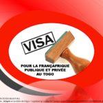 Visa france afrique Togo
